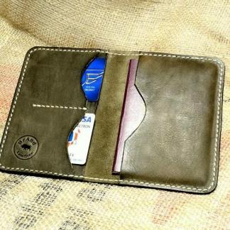 Калъф за паспорт