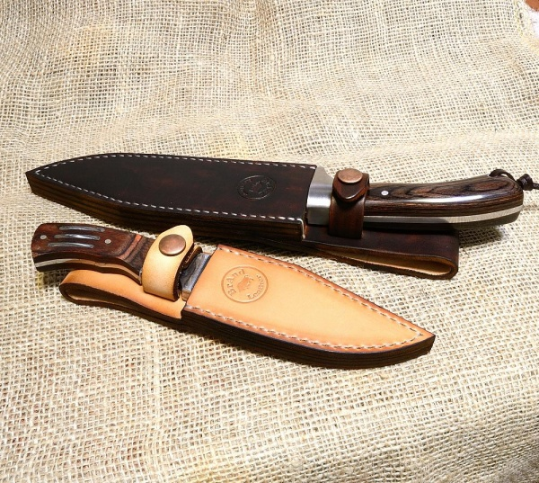 Кания за нож
