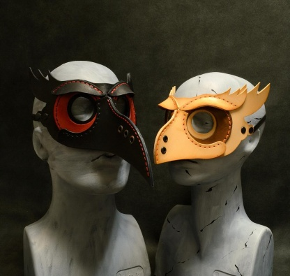 Хелоуин маска