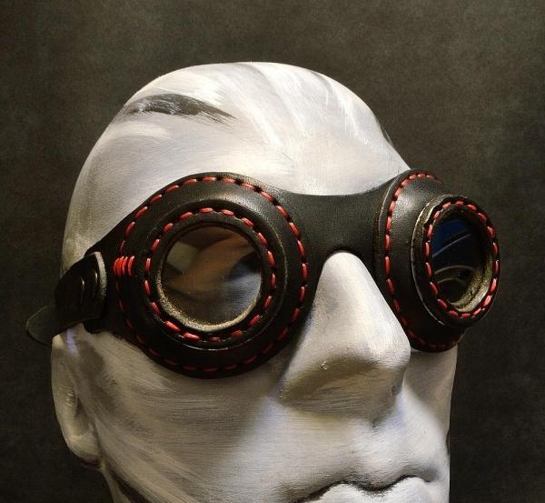 Очила Черни